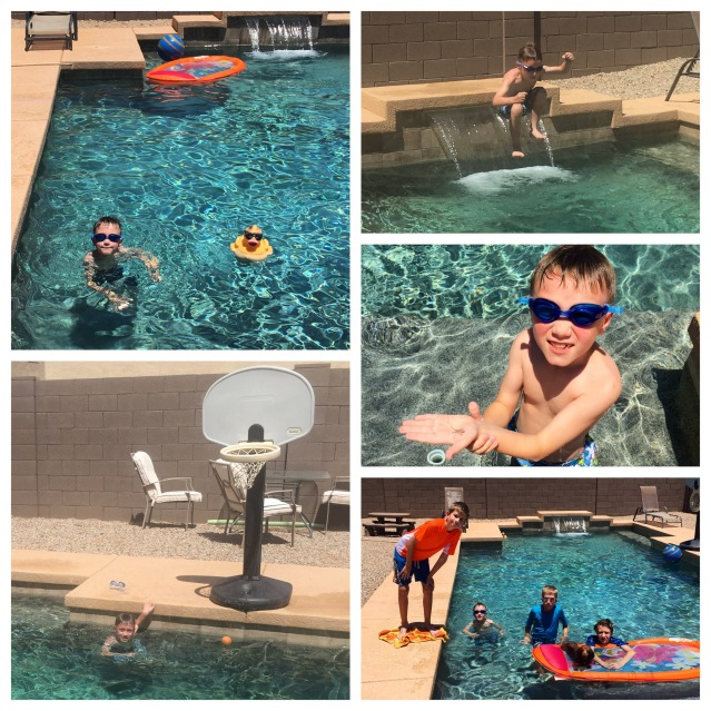 Pool fun