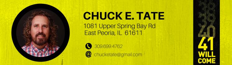 CHUCK E. TATE (9)
